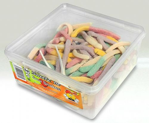 SWEETZONE SOUR SNAKES 5p